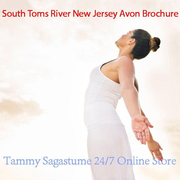 South Toms River New Jersey Avon Brochure